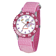 personalized pink watch