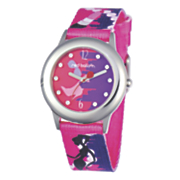 personalized pink purple watch