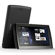 Android OS 40 Capacitive Touchscreen Tablet By Coby