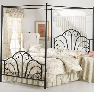 Dover Canopy Bed Full or Queen