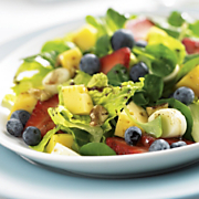 Berry Fresh Brick Salad
