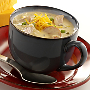 Wisconsin Cheddary Beer Soup