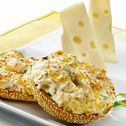 Cheesy Wisconsin Bagels