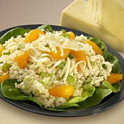Couscous and Mandarin Orange Salad with Wisconsin Havarti Cheese