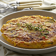 Grandma Jones Zucchini Omelet Recipe