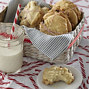 Hickory Nut/Raisin/Craisin Cookies