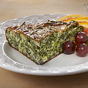 Jeannes Spinach Pie (Quiche) Recipe