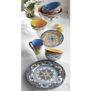 Zanzibar Dinner Plate Salad Plates Bowls Mugs And Serving Bowls
