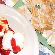 Cream Cheese Bars Recipe