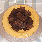 Jennies Brownies Recipe