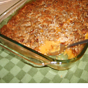 Ginas Sweet Potato Casserole Recipe