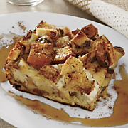 Cynthias Baked Cinnamon Raisin French Toast Recipe