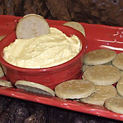 Tinas Pumpkin Dip Recipe
