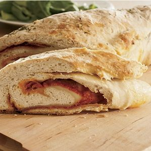 Annettes Pepperoni Bread Recipe