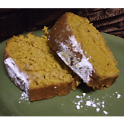 Spicy Pumpkin Pound Cake