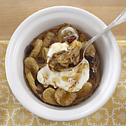 Nancys Breakfast Banana Bread Pudding Recipe
