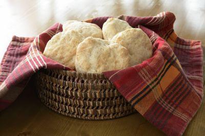Normas Buttermilk Biscuits Recipe