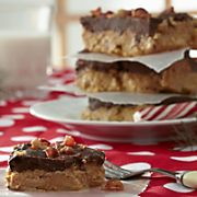 Peanut Butter Bacon Bars