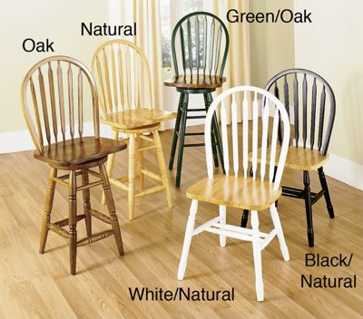 Arrowback Stools And Chairs