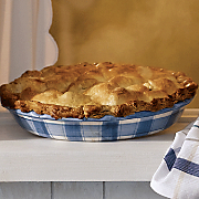 Zucchini Apple Pie