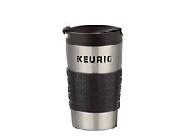 Keurig™ insulated stainless steel travel mug 12oz