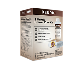 3 Month Brewer Care Bundle