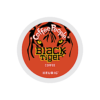 Black Tiger Extra Bold Coffee