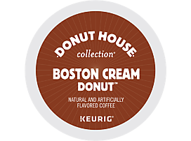 Boston Cream Donut Coffee
