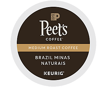 Brazil Minas Naturais Coffee