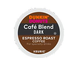 Cafe Blend Dark Espresso Roast Coffee