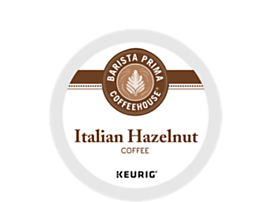 Dark Hazelnut Coffee