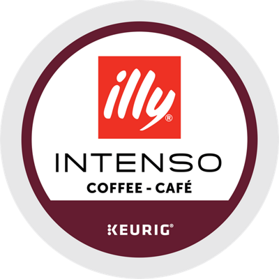 Illy Dark Roast Coffee K-Cups