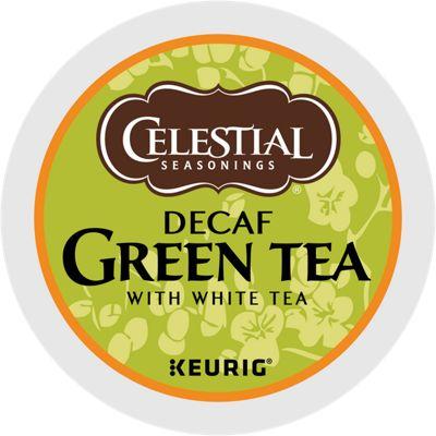 decaf green tea - Decaf K Cups
