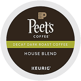 Decaf House Blend Coffee