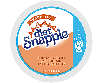 Diet Peach Iced Tea