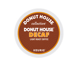 Donut House? Decaf Coffee