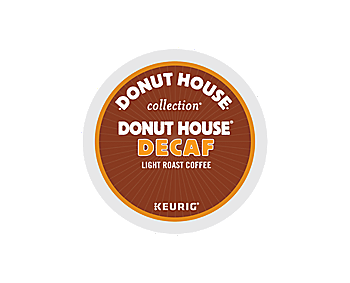 Donut House 174 Decaf Coffee