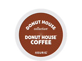 Donut House? Coffee