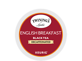 English Breakfast Decaf Tea