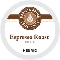 Barista Prima Espresso Roast K-Cups