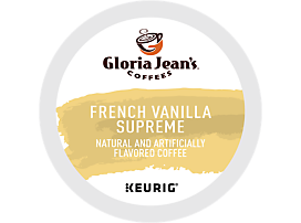 French Vanilla Supreme Coffee