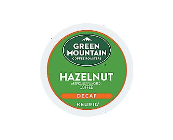 Hazelnut Decaf Coffee