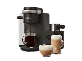 K-Café? Single Serve Coffee, Latte & Cappuccino Maker