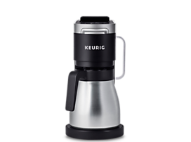 K-Duo Plus? Single Serve & Carafe Coffee Maker