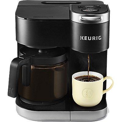 K Duo Single Serve Carafe Coffee Maker en general?$S7product$