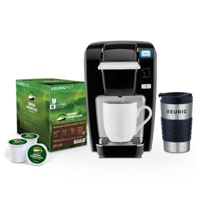Keurig K15 Coffee Maker Starter Bundle