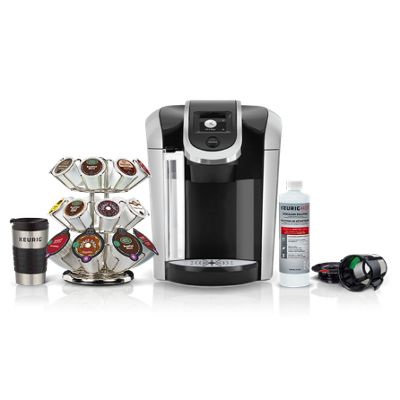 K475 Brewer + Accessories