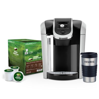 Keurig® K475 Coffee Maker Starter Bundle