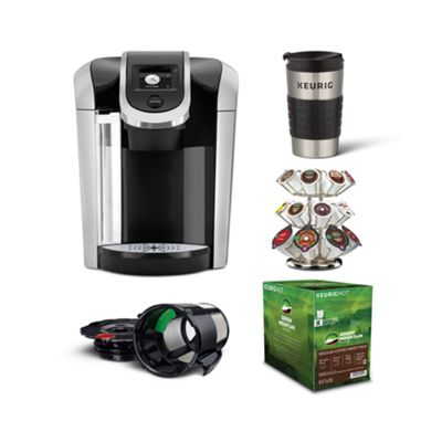 K475 Coffee Maker Bundle