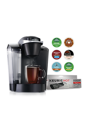 Keurig® K50B Single-Serve Coffee Maker Bundle